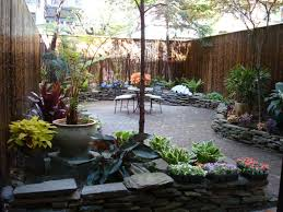 Patio Paver Ideas Houzz by Townhouse Backyard Ideas Photo 1 Design Your Home