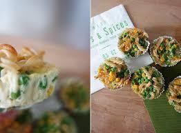 herzhafte muffins mit nudeln und gemüse ekulele