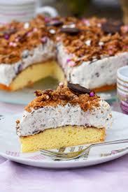patces patisserie kirsch mascarpone torte stracciatella style