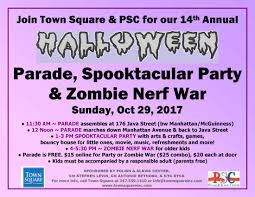 New York Halloween Parade Route Map by Greenpoint Children U0027s Halloween Parade Spooktacular Party