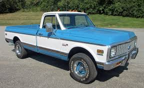 100 1972 Chevy Truck 4x4 Chevrolet 12Ton Pickup Connors Motorcar Company