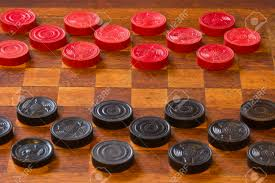 Classic Game Of Checkers