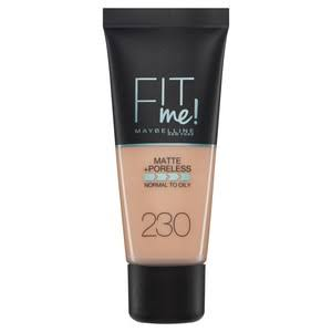 Maybelline Fit Me Foundation - 230 Natural Buff