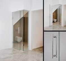 portes de sans cadre portes de bain de vapeur