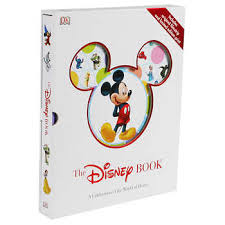 The Disney Book A Celebration Of World