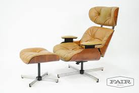 Frank Doerner Eames Style Lounge Chair And Ottoman | Fair ... Selig Lounge Chair Re Caning Rocky Mountain Diner Home Select Modern Chair Extraordinary Eames And Ottoman Vitra Xl Lounge For Carlo Ghan Ca Swivel Migrant Resource Network Is My Vintage Real Olek Restoration Any Idea On The Maker Of This Replica Frank Doner Midcentury Modern Set Plycraft Style Refinished And Upholstered Vintage Fniture Sale