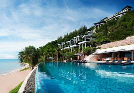 100 Worldwide Pools Conrad Koh Samui Resort And Spa Infinity Pool