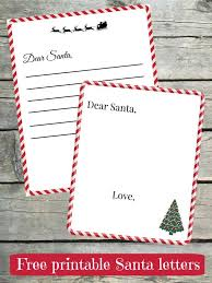 Write a Letter to Santa and one back Edventures with Kids
