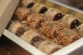 cuisine affaire affaire makes amazing baklava eats