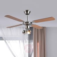 Casablanca Ceiling Fans Uk by Four Blade Ceiling Fan Gunda With Light Lights Co Uk