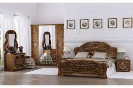 barock schlafzimmer lara in walnuss 6 teilig interdesign24 de