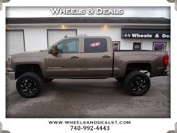 100 Used Chevy Truck For Sale 2014 Chevrolet Silverado 1500 2LT Crew Cab Long Box 4WD