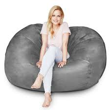Bean Bag Chair Unique Fur Bean Bag Tayfunozmenxyz Pillow Citt Dolphin Original Xl Bean Bagbrowncoverswithout Beansbuy One Get Free Chair Black Friday Sale Sofas Couches What Makes Lovesacs Different From Bags Maxx Photos Panjagutta Hyderabad Pictures Images Doob Singapores Most Awesome Bean Bags Fniture Enhance Your Room Using Chairs For Adults Oasis Beanbag Natural Tetra Lounger Bag By Sg Beans Blue Steel Epp Beans Filling Large 7 Foot Cozy Sack Premium Foam Filled Liner Plus Microfiber Cover 6 Ft Couch