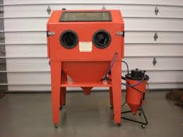 Harbor Freight Sandblaster Cabinet Mods by Harbor Freight Blasting Cabinet Restorations Modifications