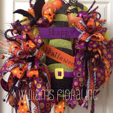 Grandin Road Halloween Wreath by 407 Best Halloween Wreaths Images On Pinterest Carnivals