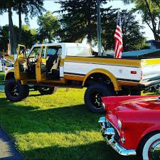 A Great Picture Of The 72' Chevy K50 At Goodguys Spokane Show : Trucks