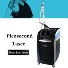 großhandel pico laser q switch nd yag entfernen flecken melasma picolaser sommersprossenentfernung wabenlaser 755nm speckle hyperpigment