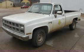 1982 GMC C/K 2500 Pickup Truck | Item AA9169 | SOLD! March 5...