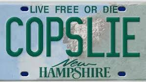 The First Amendment and Vanity Plates