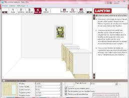 creer sa cuisine 3d dessiner sa cuisine cuisine equipee modele meubles rangement