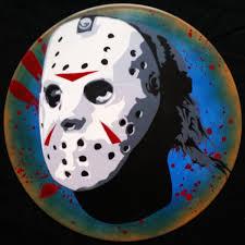 Jason Voorhees Pumpkin Stencil Free by Jason Voorhees Friday The 13th Spray Paint And Stencil Vinyl