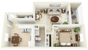 General Narrow 1 Bedroom Apartment 1 Bedroom Apartment House
