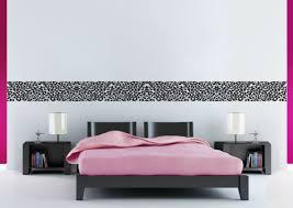 leo muster bordüre leopard meterware wohnzimmer afrika