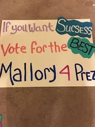 20 Best Sga Images On Pinterest Campaign Ideas Posters Student Council