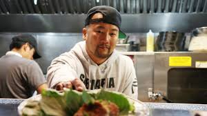 Roy Choi's Favorite L.A. Food Trucks Its Not Gourmet Its Just Ok Calbi Truck Irvine Ca Saturday Viva Mexico Kogi Bbq Taco Catering The New Diner Korean Taco Recipe Mexicans Restaurants And Roy Choi A Mix Of Food Made For La Daily Bruin Is Food Revolution Slowing Down Here Now Restaurant Choi Los Angeles In Loup Chois Son Diamond Jamboree Critical Mass Las Best Trucks Where Are They Eater This Is Gonna Be Good In