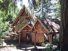 100 Cabins At Mazama Village Lake Crescent Vacation Rental VRBO 613989 1 BR Olympic Peninsula