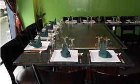 restaurant japonais chef cuisine devant vous restaurant teppanyaki yonghua 12 ème japonais