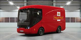 100 Royal Trucking Company Mail Unveils New Electric Truck Made By Arrival Electrek