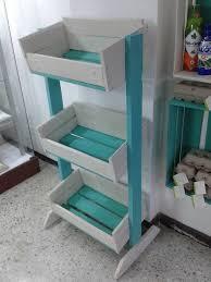 pallet vegetable storage rack pallet furniture diy your