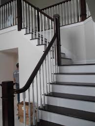 Stair Railing Material Options - Design Build Pros Building Our First Home With Ryan Homes Half Walls Vs Pine Stair Model Staircase Wrought Iron Railing Custom Banister To Fabric Safety Gate 9 Options Elegant Interior Design With Ideas Handrail By Photos Best 25 Painted Banister Ideas On Pinterest Remodel Stair Railings Railings Austin Finest Custom Iron Structural And Architectural Stairway Wrought Balusters Baby Nursery Extraordinary Material
