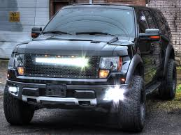 2010-2014 F150 Raptor Rigid Industries 30