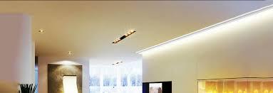 stuckleisten indirekte beleuchtung für led profile