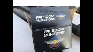 5.56x45mm, 55gr FMJ M193, Remanufactured, Freedom Munitions Finally Trying Out Freedom Munitions Zombie Squad Yellowcard Coupon Code Beneful Dog Food Coupons Canada 2018 Munitions Free Shipping Best Iphone 4s 9x19mm 135gr Fmj New Manufacture Testing Bus Ticket December 2015 I Scored 1500 Rounds Amazoncom Open Fire 97841572898 Amber Lough Books Top Gun Replica Watches Salvation Army Crypto Rebels Wired Blurb Promotional The Kratom King Parts Biz 800 Flowers 20