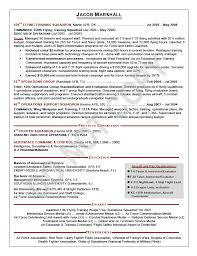 Industry Change Military Transition Resume Sample