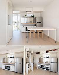 Studio Apartment Kitchen Ideas 50 Small Studio Apartment Design Ideas 2020 Modern Tiny