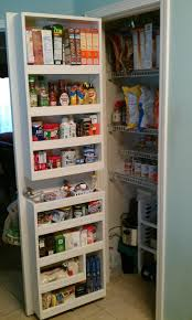 Pantry Cabinet Shelving Ideas by Best 25 Pantry Door Organizer Ideas On Pinterest Pantry Door