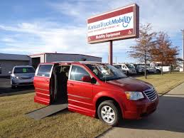 2010 Chrysler Town And Country VMI Northstar - AR281404 - Kansas ...