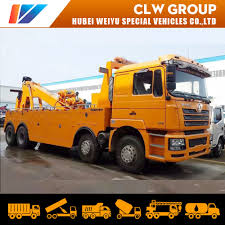 100 Tow Truck In Spanish China 20ton Under Lift Ing 30ton Crane Lifting Bus Camion