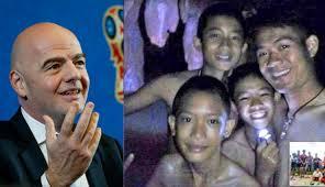 Rusia 2018 FIFA Llevará A Niños Atrapados En Cueva De Tailandia A
