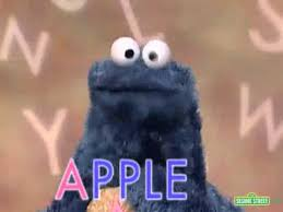 ▷ Sesame Street Cookie Monster s Letter of the Day A