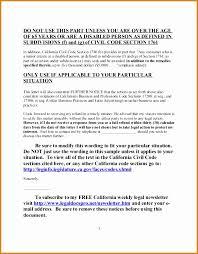 9 Demand Letter Template