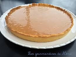 tarte sucree sans pate tarte au caramel beurre salé les gourmandises de némo