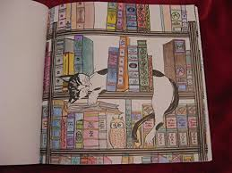 Cats In Paris A Coloring Book Of The Felines By Won Sun Jang