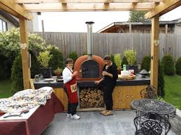 Tips For Baking In An Outside Pizza Oven Gas — Home Ideas Collection Build Pizza Oven Dome Outdoor Fniture Design And Ideas Kitchen Gas Oven A Pizza Patio Part 3 The Floor Gardengeeknet Fireplaces Are Best We 25 Ovens Ideas On Pinterest Wood Building A Brick In Your Backyard Building Brick How To Fired Ovenbbq Smoker Combo Detailed Brickwood Ovens Cortile Barile Form Molds Pizzaovenscom Backyard To 7 Best Summer Images Diy 9 Steps With Pictures Kit