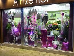 vitrine fete des meres fleuriste alizé flor fleuriste à nazaire