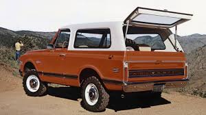 The Chevrolet Blazer K/5 Is The Vintage Truck You Need To Buy Right ...